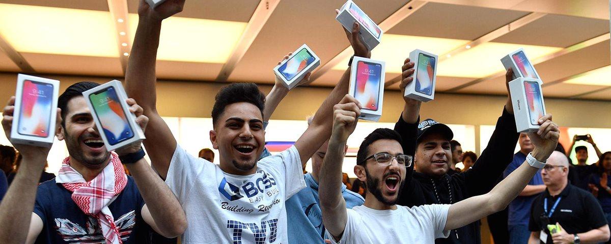 Clientes estão devolvendo seus iPhone X por não gostarem das mudanças
