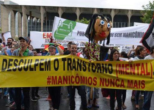 Governo aprova uma nova política de saúde mental que suspende o fechamento dos hospitais psiquiátricos no País.
