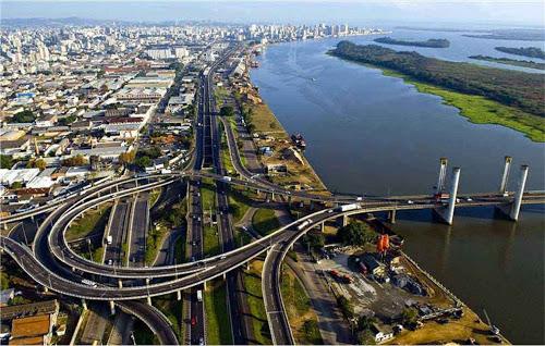Porto Alegre é a 6ª maior economia do Brasil, aponta IBGE