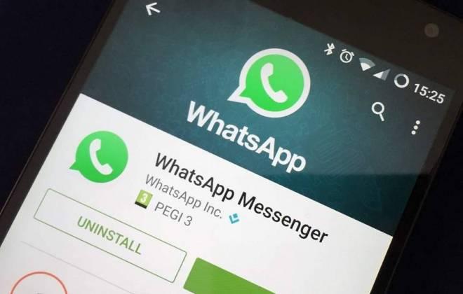 WhatsApp deixa de funcionar em vários smartphones