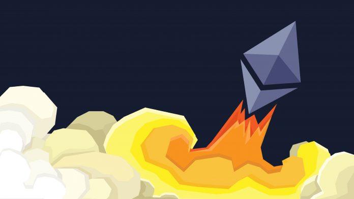 US$ 850: Ethereum tem Forte Alta e Bate Novo Recorde