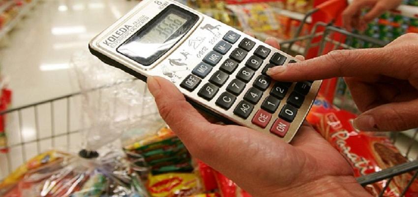 Inflação para o consumidor recua na terceira semana de dezembro