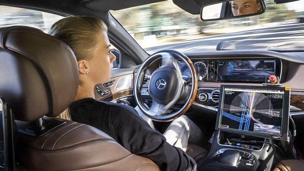 Veículos autônomos: carros que dirigem a si mesmos