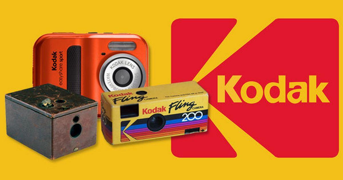 Kodak Está Lançando uma Criptomoeda para Fotógrafos