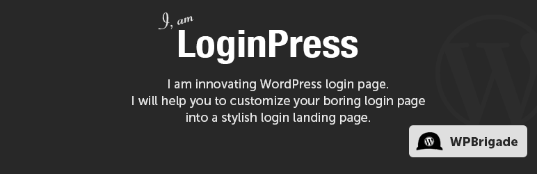 Custom Login Page Customizer – LoginPress
