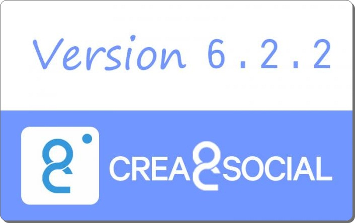 Crea8social PRO v6.2.2 – Script de plataforma de rede social – Traduzido para Português