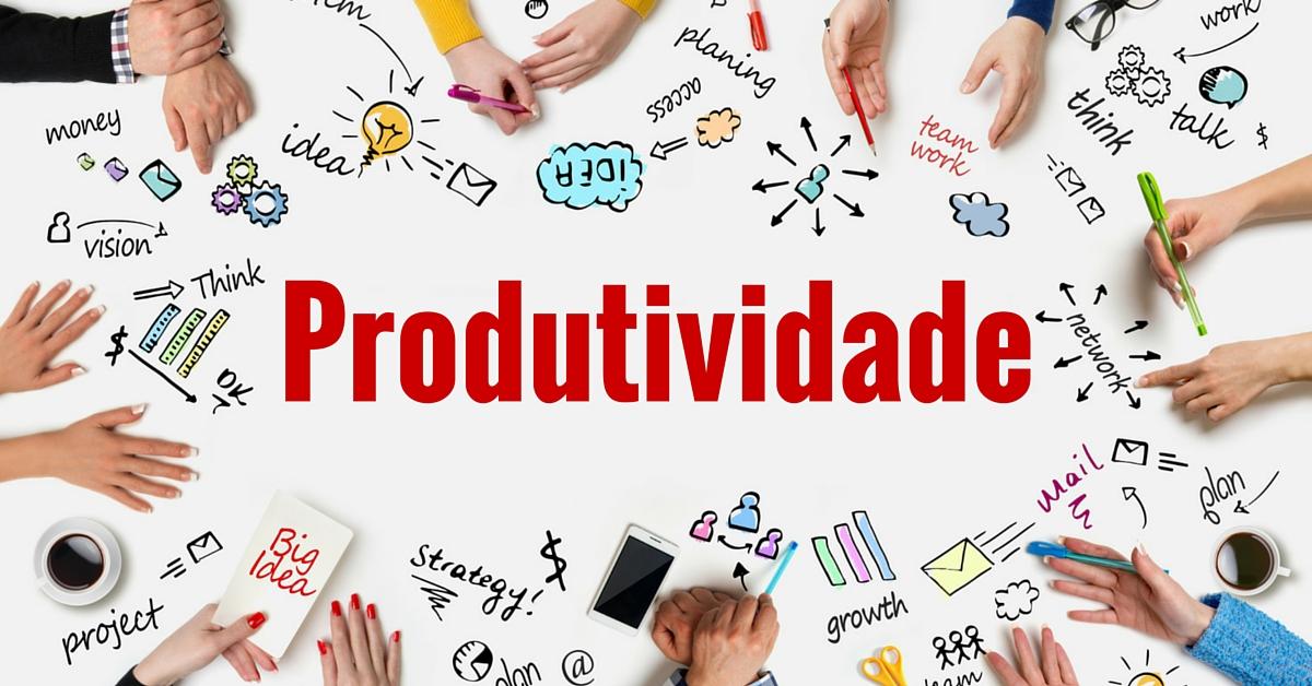 3 técnicas para melhorar produtividade no trabalho