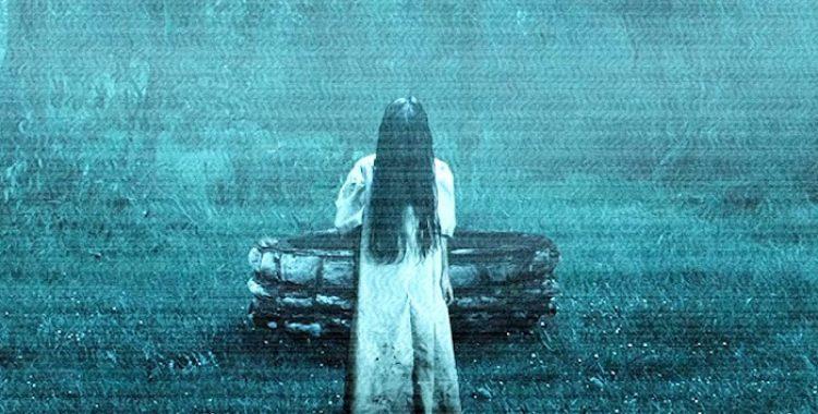 """A realidade aumentada possibilitou aos criadores de videogames fazerem uma menina morta do filme """"O Chamado"""" realmente sair de uma TV, deixando as pessoas de cabelo em pé."""