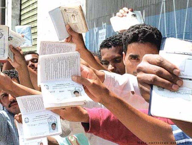Desemprego atinge mais de 12 milhões de brasileiros