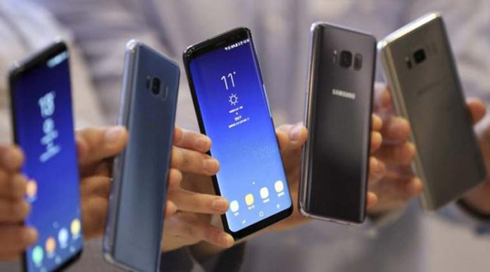 Samsung Galaxy S8 voltou a receber a atualização para o Android Oreo