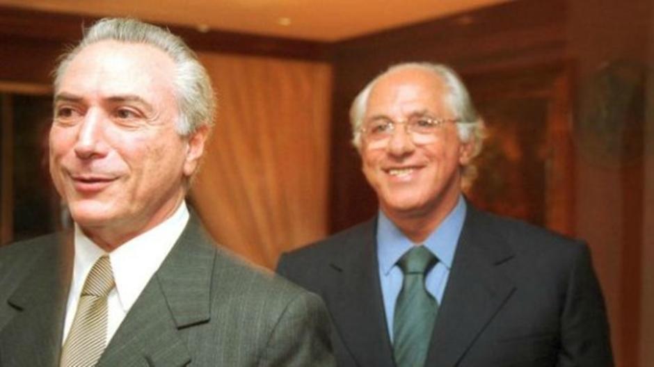 Polícia Federal prende o advogado José Yunes, amigo e ex-assessor do presidente Michel Temer