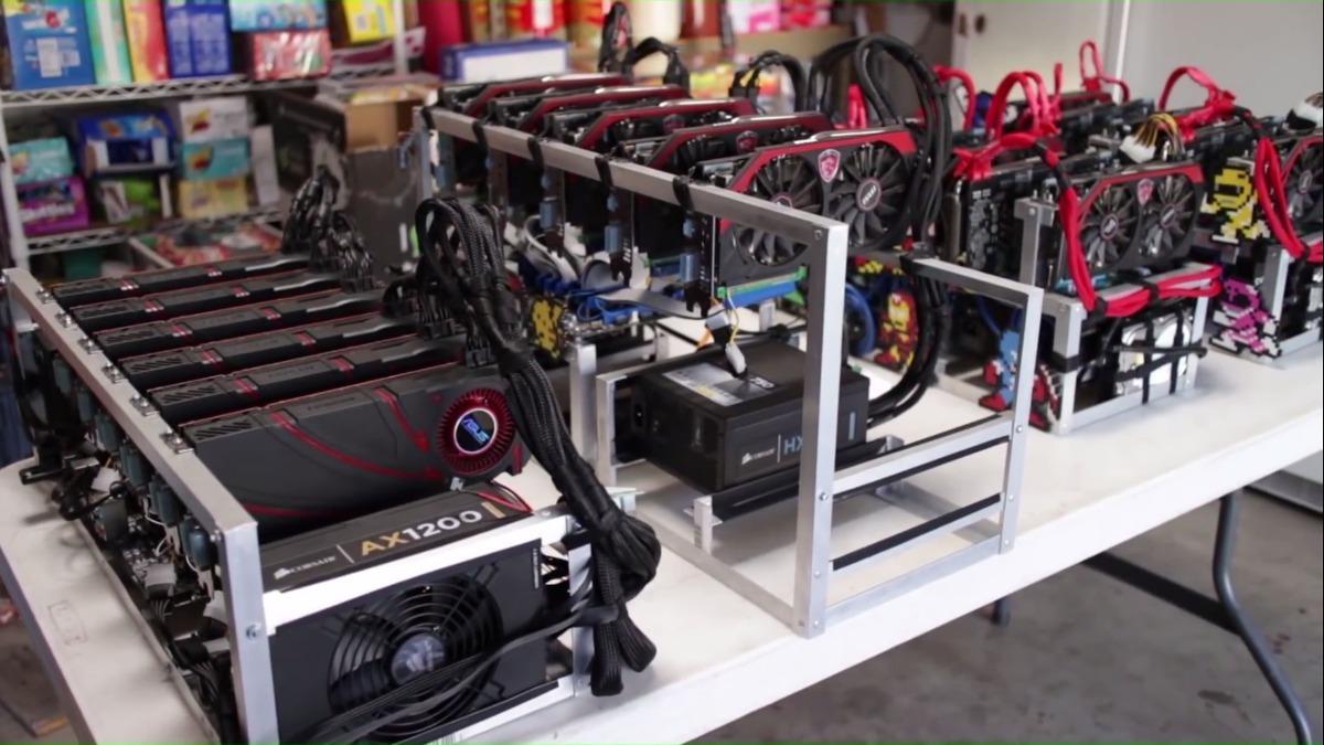 600 Máquinas de Mineração de Bitcoin São Apreendidas na China