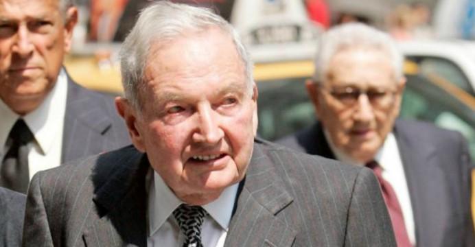 Os Rockefeller Entram no Mercado de Criptomoedas