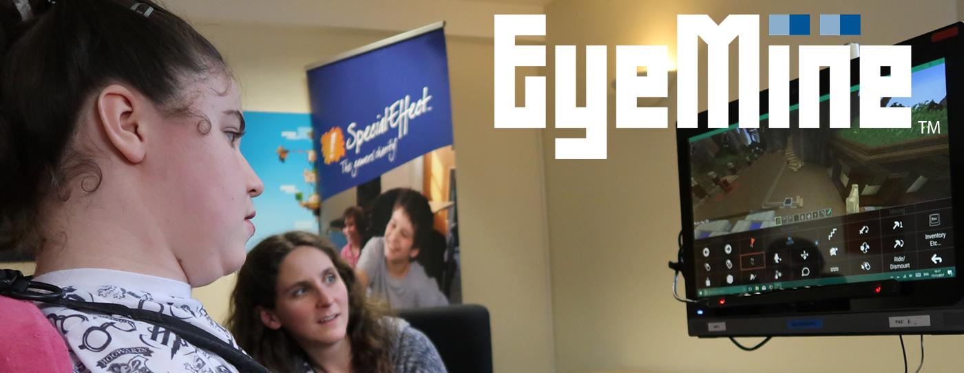 Software Eyemine permite jogar Minecraft só com o movimento dos olhos