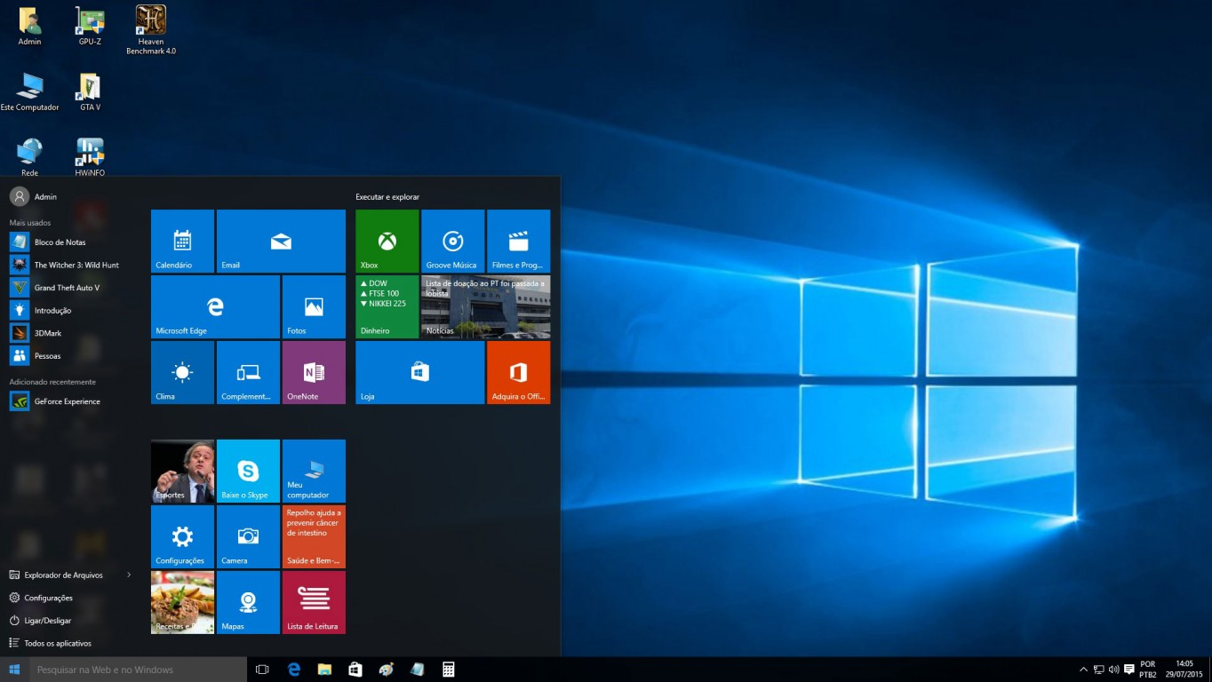 Windows 10 tem grande atualização marcada para 30 de abril