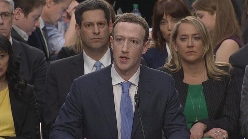 Em 5 horas de audiência, Zuckerberg admite erros e promete mudanças