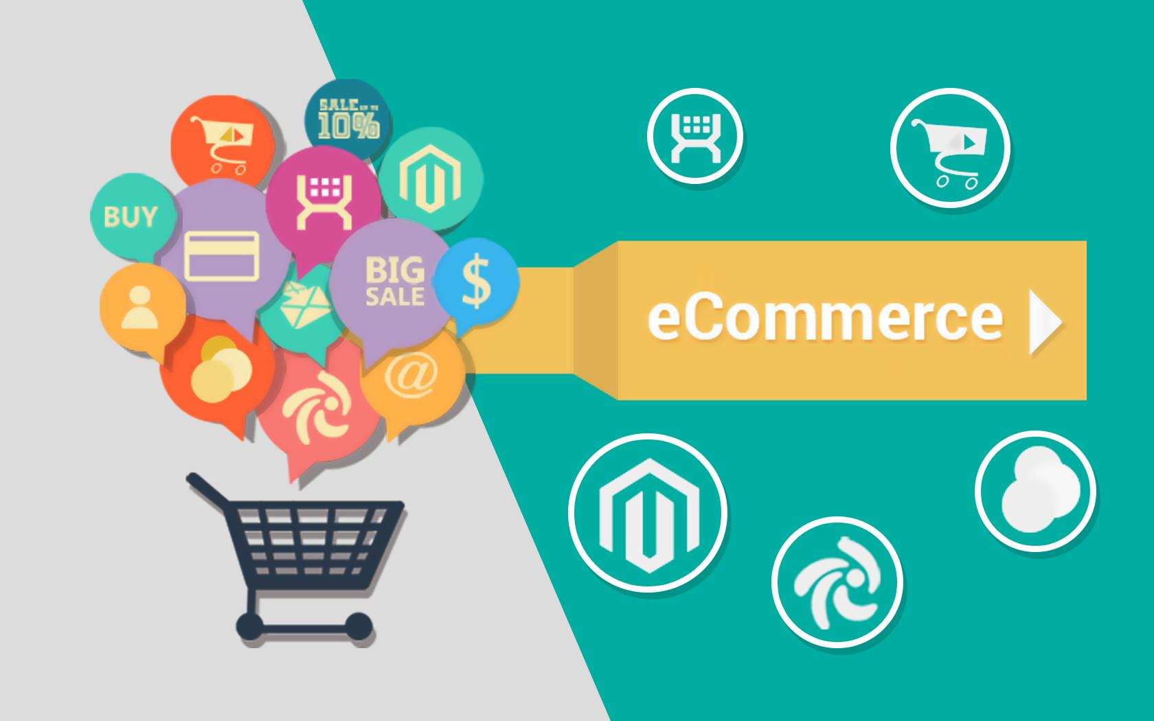 Lojas online (e Commerce)