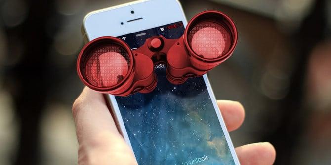 Novas aplicações de iOS e Android vigiam o que você faz na internet
