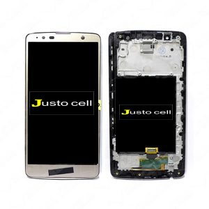 Combo Display Touch Cel LG Stylus 2 Plus K530f - Dourado