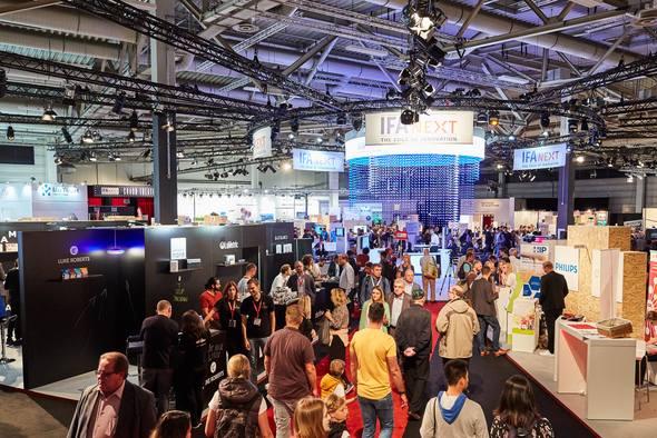 """IFA 2018: Inteligência Artificial, OLED, 5G e """"smart coisas"""" destacam-se numa feira que é cada vez mais abrangente"""