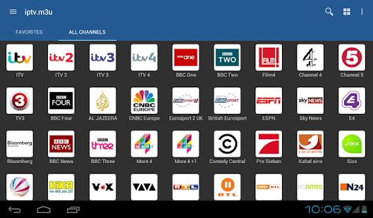 Aplicativos IPTV Android