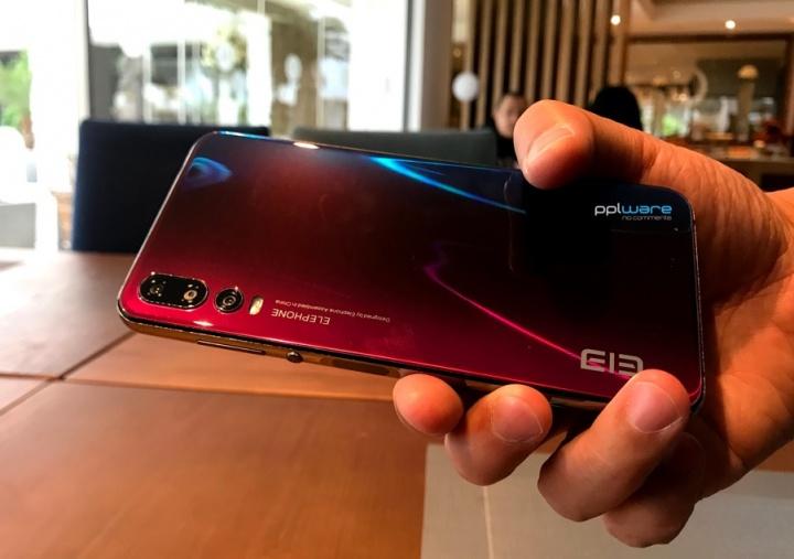 Exclusivo Pplware: Conheça o novo smartphone Elephone A5