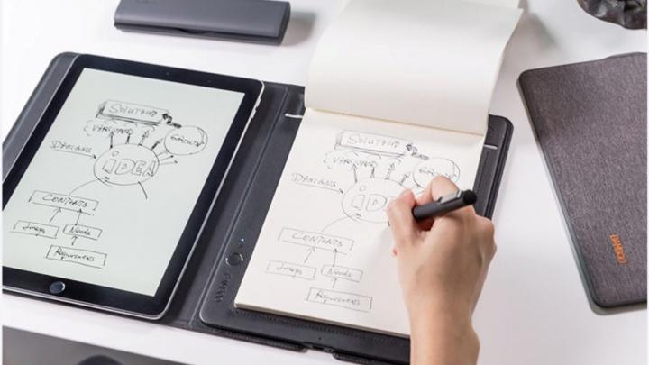 Xiaomi lança caderno capaz de passar as suas notas para o smartphone ou tablet