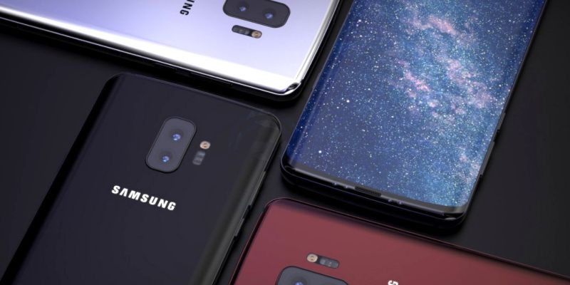 Cores, sensor biométrico no display e 5G no Samsung Galaxy S10?