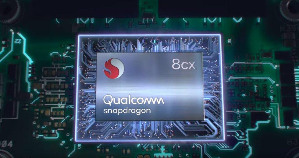 Qualcomm apresenta chip 8cx, os primeiros de 7 nanômetros para PC