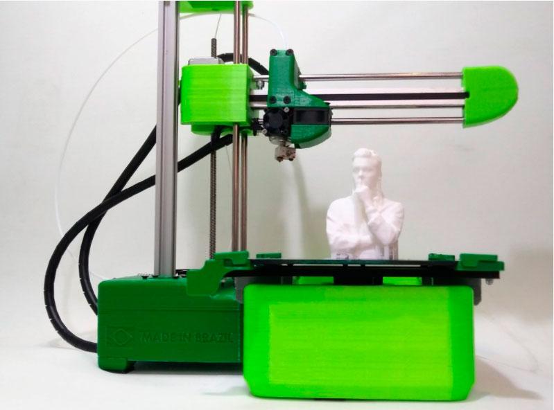 Bustos impressos em 3D podem ser usados para desbloquear telefones com reconhecimento facial