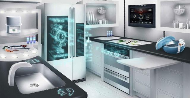 Casa do futuro tem eletrodomésticos controlados à distância