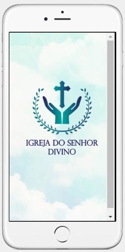 App modelo para Igreja