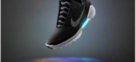 Nike prepara tênis que se atam sozinhos… e controlados pelo telemóvel