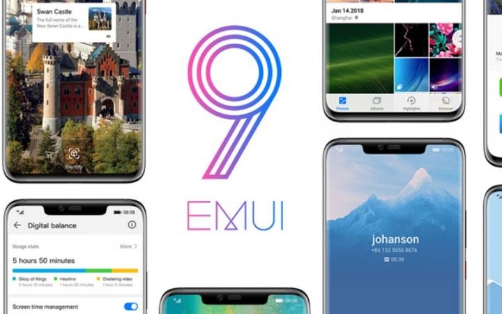 Huawei P20 e Mate10 começam a receber a EMUI 9.0 com Android Pie