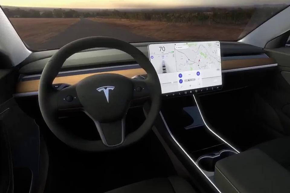 Tesla Model 3 está chegando na Europa