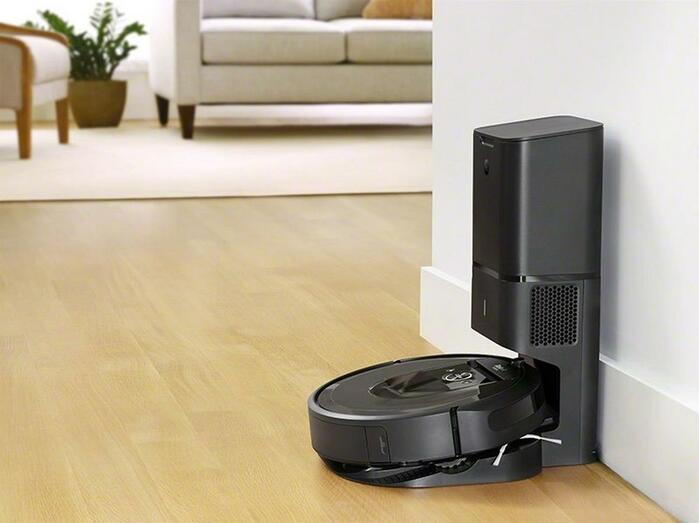 iRobot Roomba i7+: o mais avançado robô doméstico