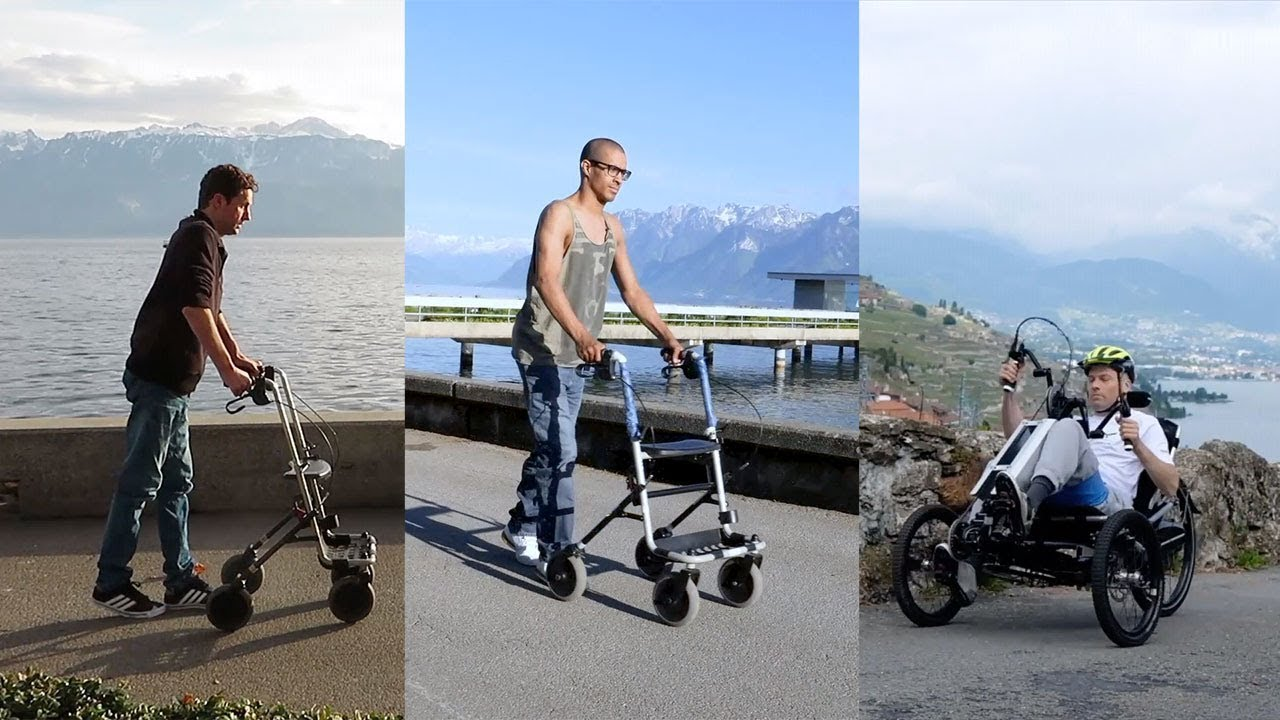 Implantes wireless permitem que pacientes paraplégicos voltem a andar