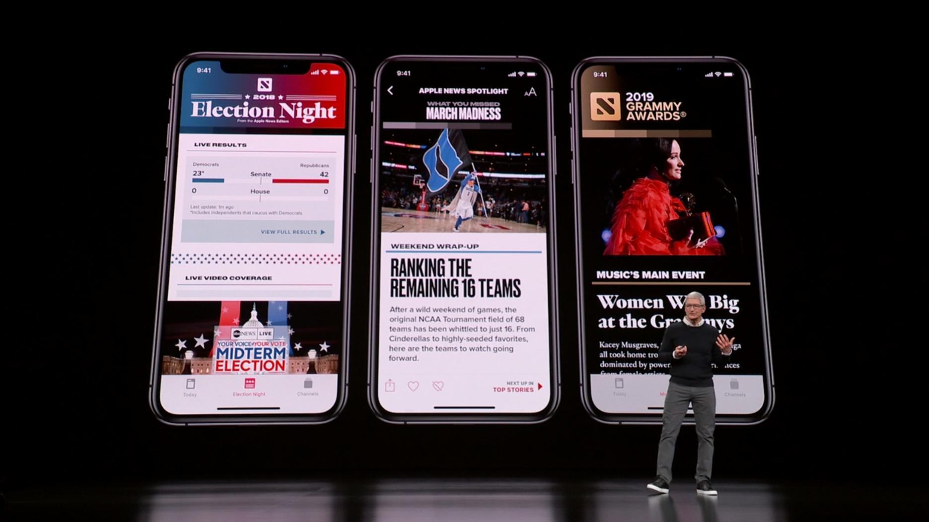 Apple aposta nos filmes, programas, séries e jogos. Falta saber o preço da nova concorrente da Netflix