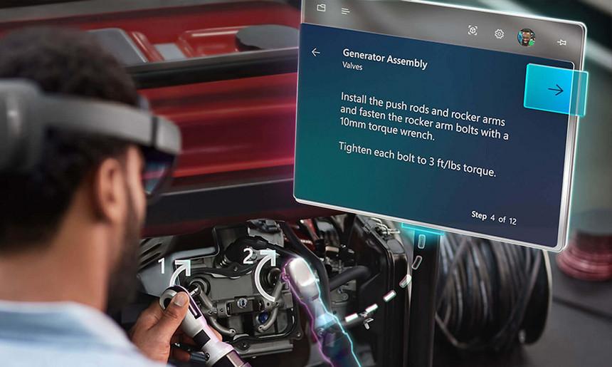 NextBITT vai adotar a tecnologia de realidade aumentada disponibilizada nos Hololens 2