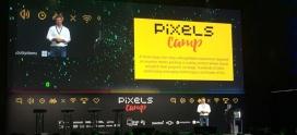 Salazar foi o projeto mais votado no Pixels Camp