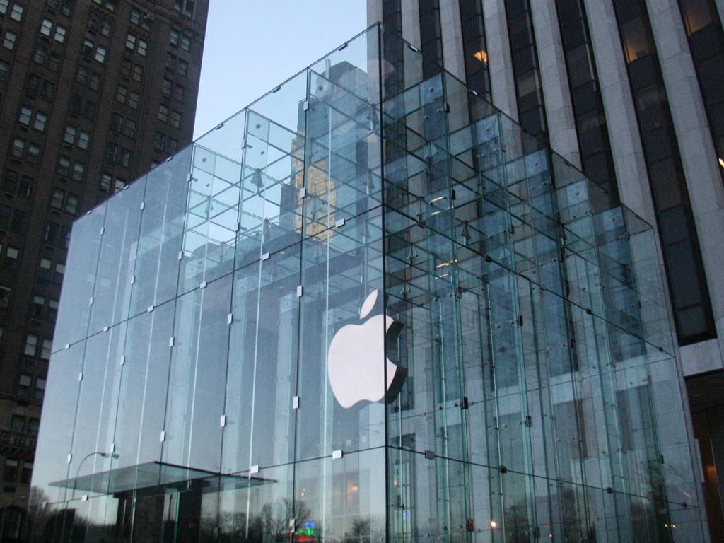 """As muitas batalhas de uma """"maçã"""" tecnológica"""