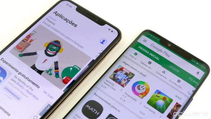 Google coloca as atualizações de sistema na Play Store com o Android Q