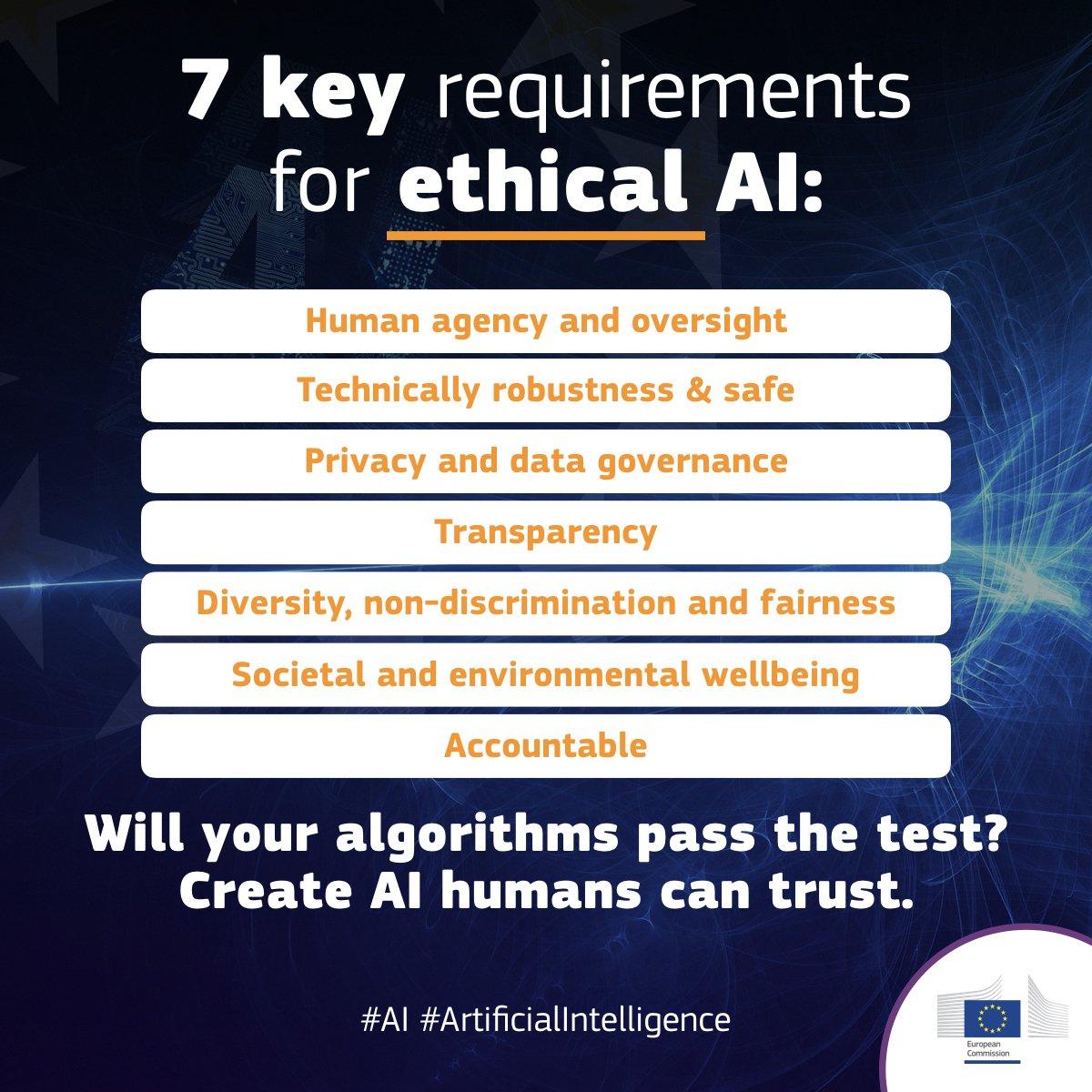"""7 """"mandamentos"""" para uma Inteligência Artificial mais ética"""