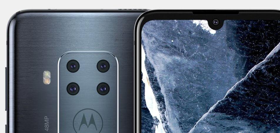 Misterioso telemóvel Motorola de quatro câmaras já circula pela internet