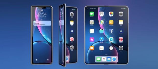 Apple pode estar interessada em iPhone dobrável, mas de vidro