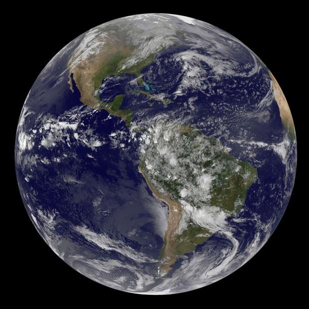 Já conhecemos a superfície da Terra. Agora os cientistas querem um mapa do interior em 3D