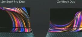 O Asus ZenBook Pro Duo é um laptop extravagante com duas telas 4K