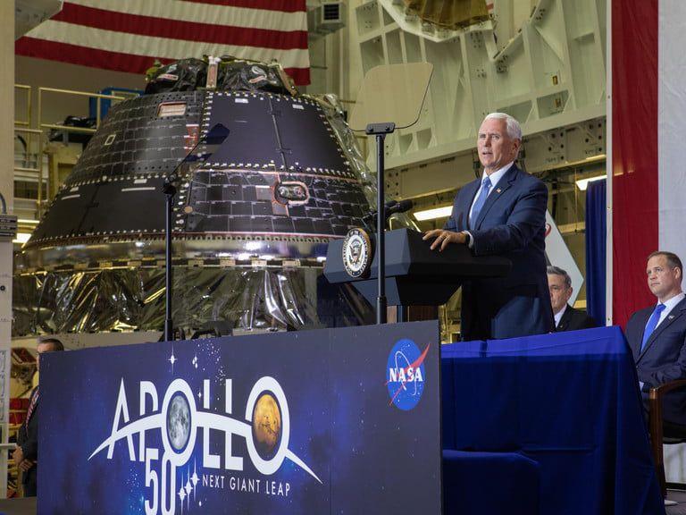 Artemis 1: cápsula da NASA para transporte de astronautas para a Lua está pronta