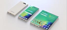 """Samsung: depois de ecrãs dobráveis e """"roláveis"""", seguem-se smartphones com display expansível"""
