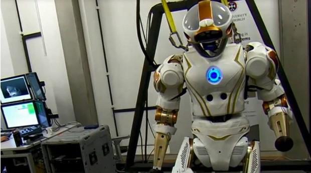 Robô Valkyrie vai construir bases em Marte